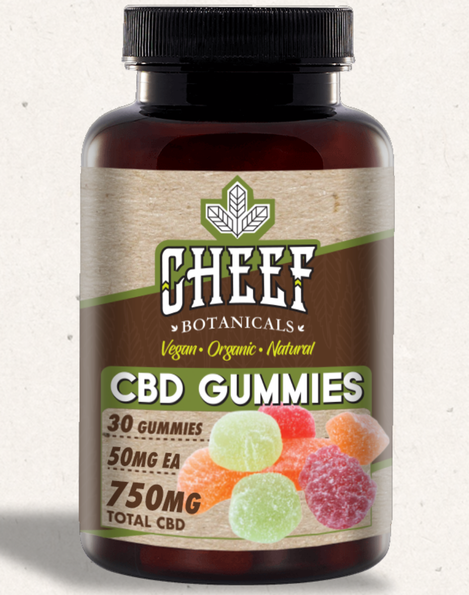 cbd, vegan, cheef, gummy, gifts, christmas, anxiety, holiday, stress, perfect gift