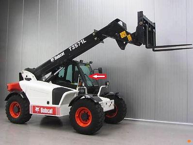 Стекло для экскаватора мини-погрузчика Bobcat S 463 | Стекло для экскаватора мини-погрузчика Bobcat S 100 | Стекло для экскаватора мини-погрузчика Bobcat S 125 | Стекло для экскаватора мини-погрузчика Bobcat S 130 | Стекло для экскаватора мини-погрузчика Bobcat S 150 | Стекло для экскаватора мини-погрузчика Bobcat S 160 |Стекло для экскаватора мини-погрузчика Bobcat S 175 | Стекло для экскаватора мини-погрузчика Bobcat S 185 |  Стекло для экскаватора мини-погрузчика Bobcat T3571 | Стекло для экскаватора мини-погрузчика Bobcat T3571L | заднее | 6717874 Бобкет | Бобкэт |