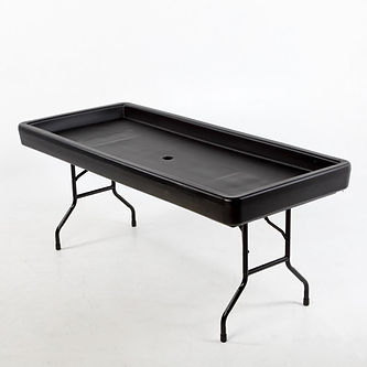 Fill and Chill Table