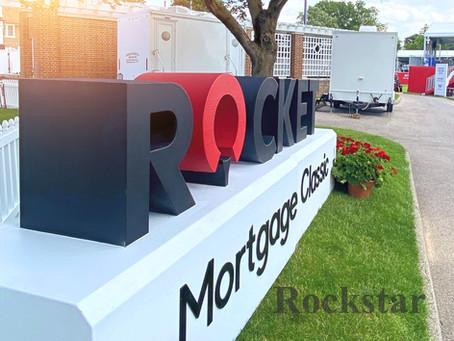 Rocket Mortgage Classic. PGA APPEARANCE!