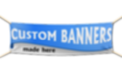 Banners, Custom Vinyl Banners