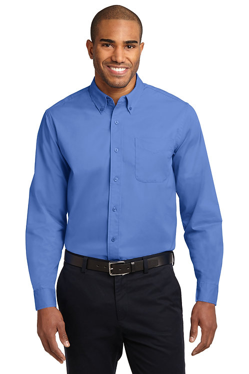 Men's And Women's Port Authority Easy Care Shirt