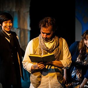 Hamlet (Photo by Jorge Toro, My Seoul Photography)