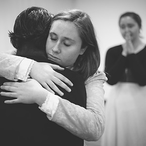 The Winter's Tale Rehearsal Photos (By Robert Michael Evans)