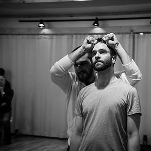 Much Ado, Behind the Scenes (Photos by Laura Jasinskaite)