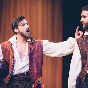 Much Ado About Nothing (Photos by Robert Michael Evans)