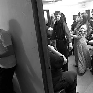 Titus Andronicus, Behind the Scenes (Photos by Laura Jasinskaite (et al))