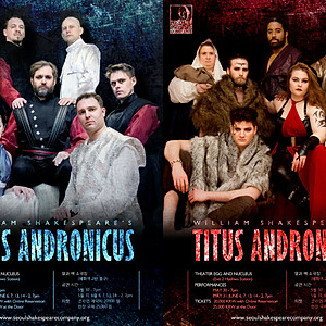 Titus Andronicus Publicity Photos  (Photos by Jorge Toro, My Seoul Photography)