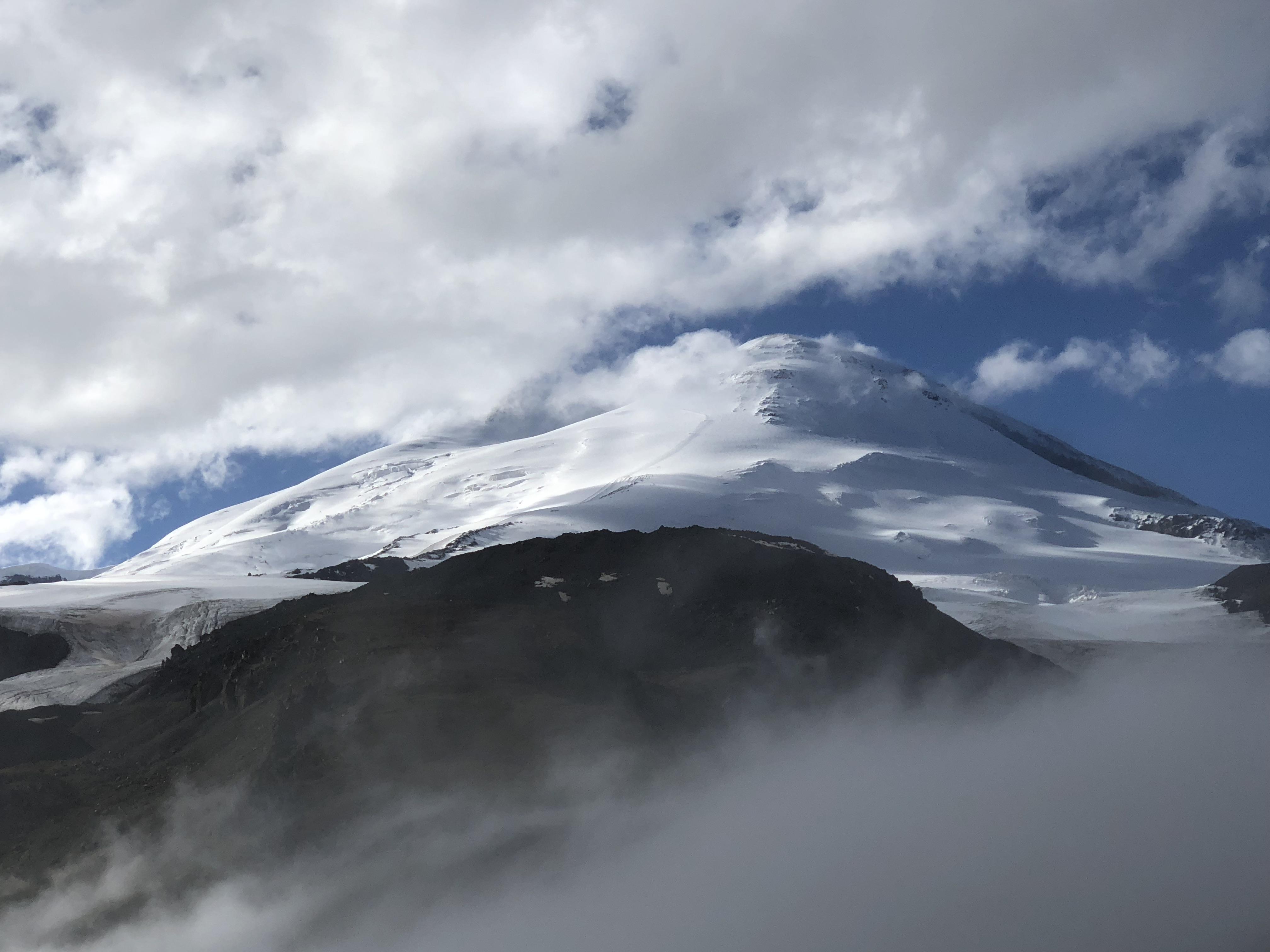 Mächtige Berge