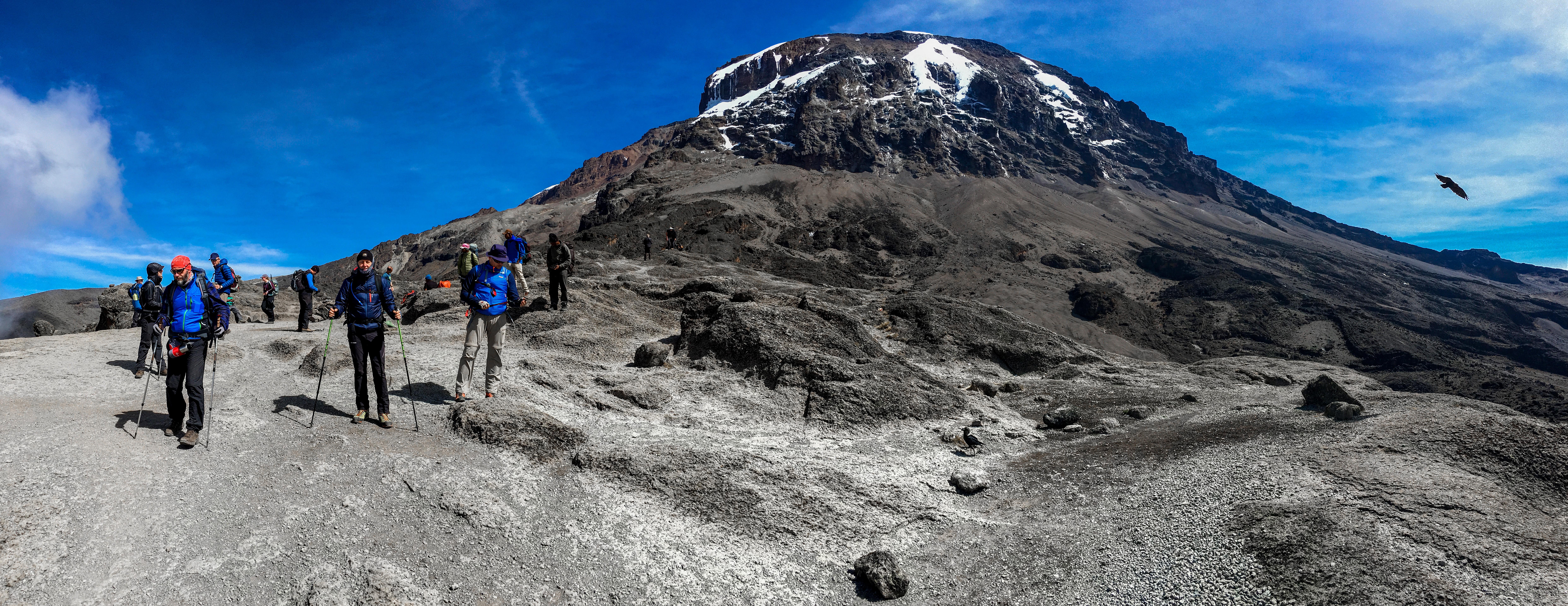 kilimandscharo-bergsteiger