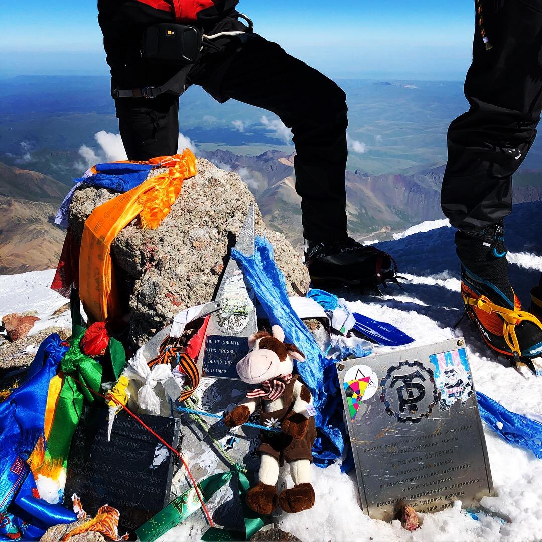 Momentos auf dem Berg