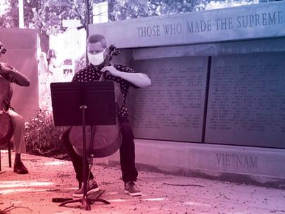 SLSO Songs of America   Lyric for Strings