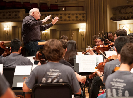 The St. Louis Symphony Youth Orchestra: 50 Years On