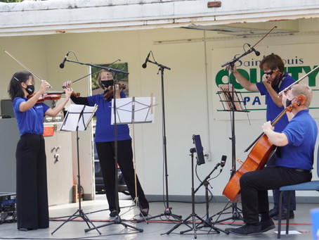 Video: SLSO On the Go Brings Music Into St. Louis Communities