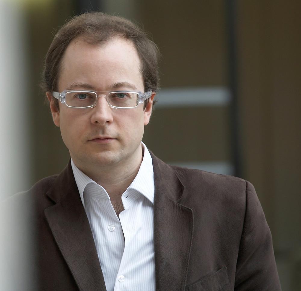 Composer Guillaume Connesson