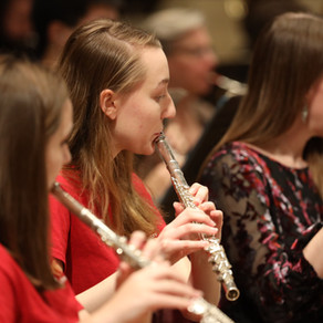 St. Louis Symphony Youth Orchestra Alumni Relive Musical Memories At Special Concert