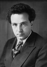 Composer Arthur Honegger