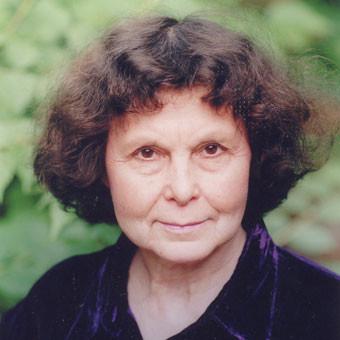 Composer Sofia Gubaidulina