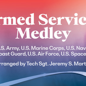 "SLSO Songs of America | ""Armed Services Medley"""
