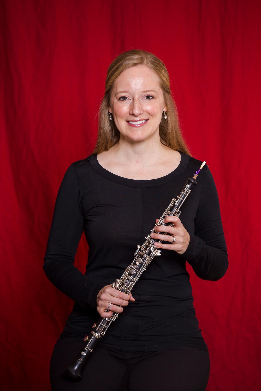 Jelena Dirks, Principal Oboe of the SLSO
