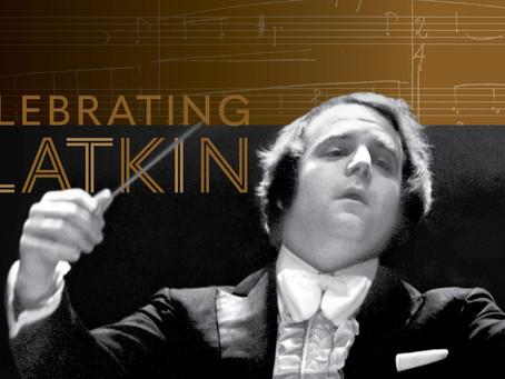 The SLSO Celebrates Leonard Slatkin in Video