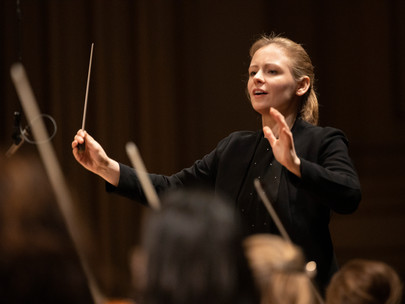 As Her Tenure Concludes, Gemma New Reflects On Her Time As SLSO Resident Conductor