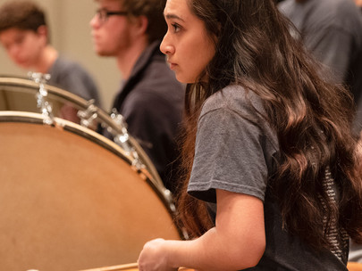 Youth Orchestra Performs La Mer