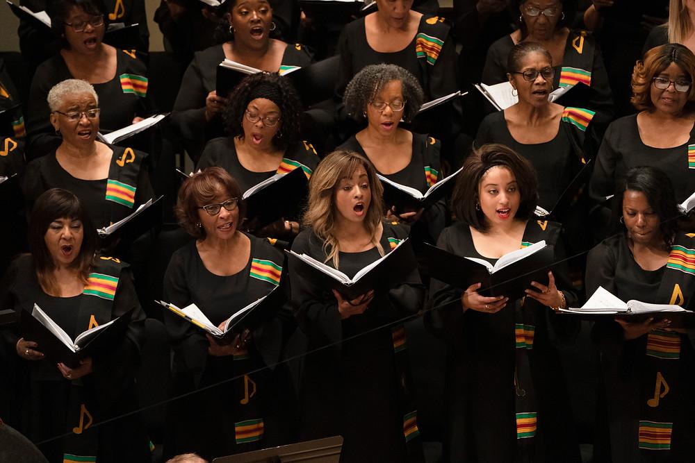 IN UNISON Chorus