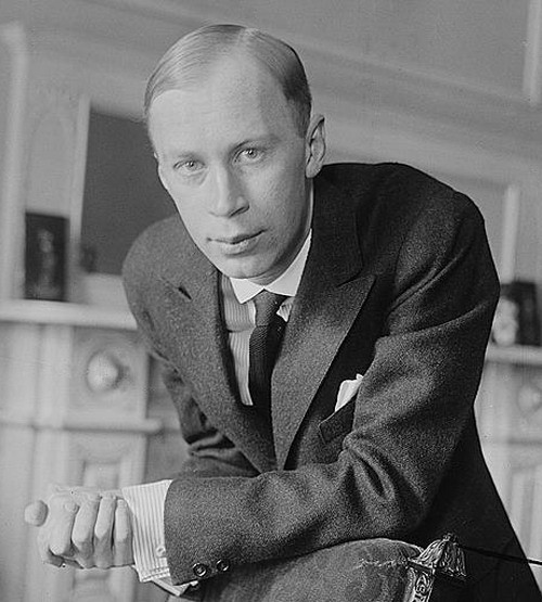 Composer Sergei Prokofiev photo