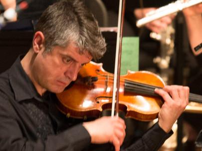 Meet the Musicians: Violinist Nicolae Bica