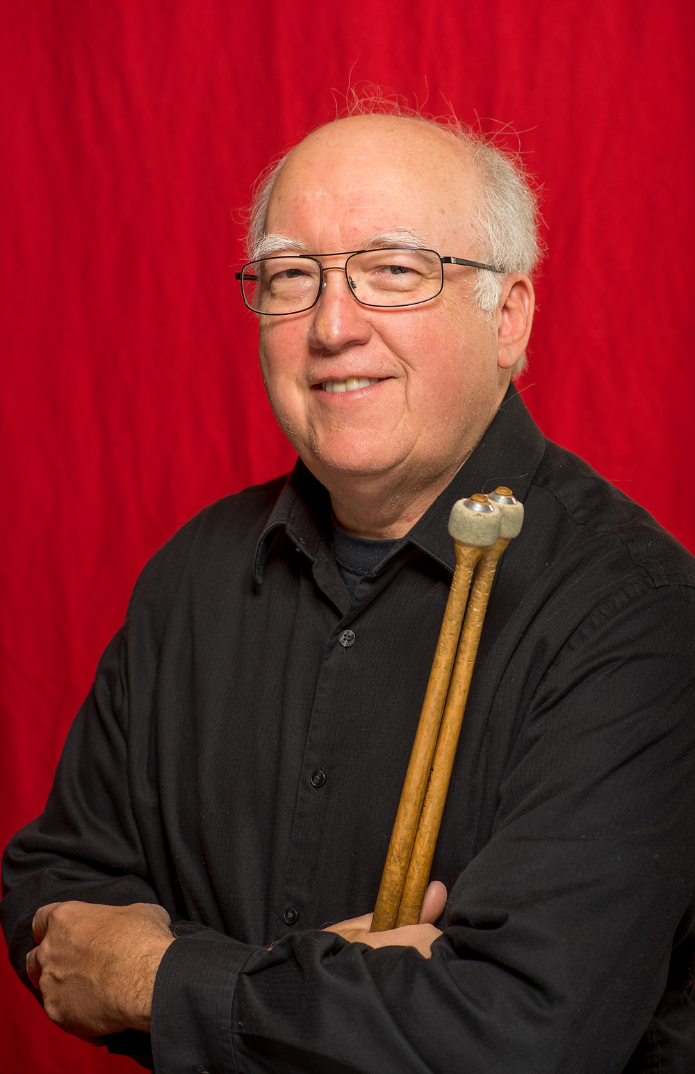 Photo of SLSO Percussionist Thomas Stubbs