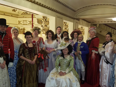 Fashion of the 1700s comes to Powell Hall