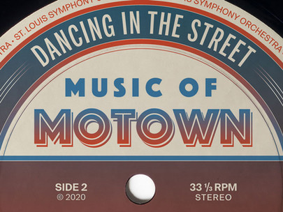 Program: Dancing in the Street: The Music of Motown (September 18, 2021)