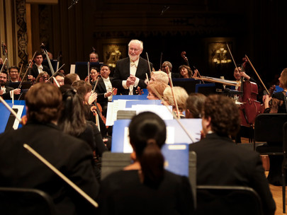 Photos: John Williams Conducts
