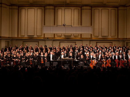 'They Sing With the Heart' – Be a Part of the St. Louis Symphony Chorus