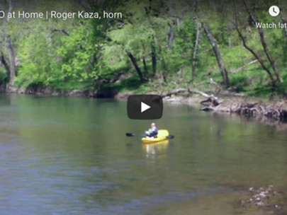 On the River: Roger Kaza