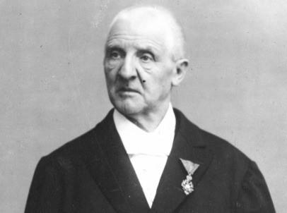 Composer Anton Bruckner