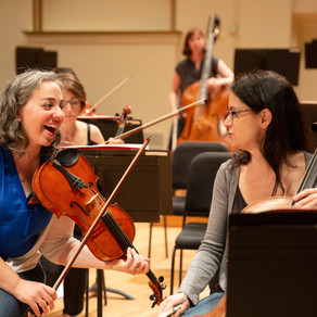 The Soul-Searching Side of Music: Beth Guterman Chu
