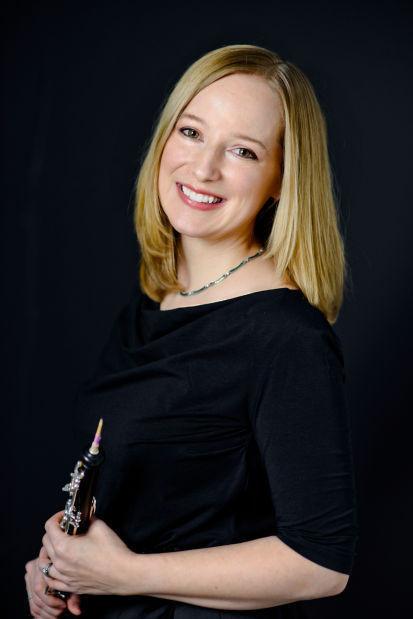 Jelena Dirks, St. Louis Symphony Orchestra Principal Oboe