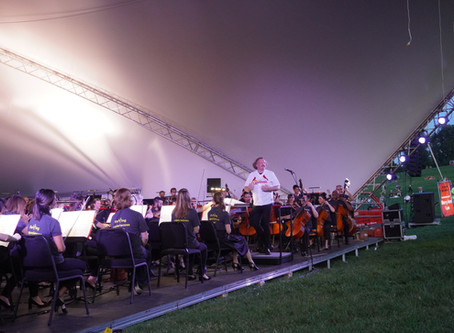 Photos: SLSO in Forest Park 2019
