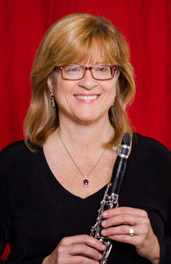 Diana Haskell, Clarinet