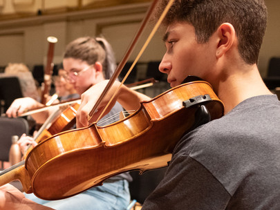 Program Notes: Youth Orchestra Performs Symphonic Dances