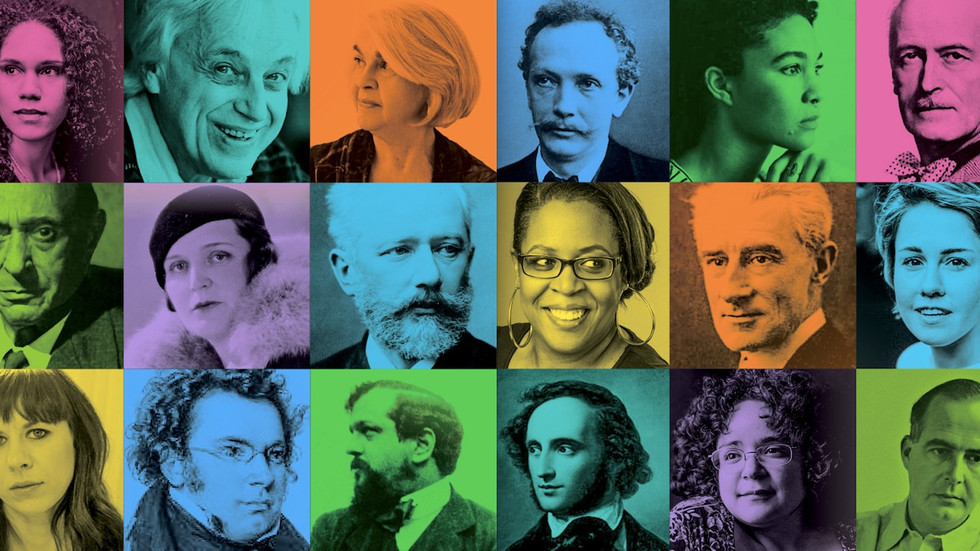 2 Weeks, 18 Composers, 36 Musicians – What You Need to Know About the SLSO's Chamber Music Series