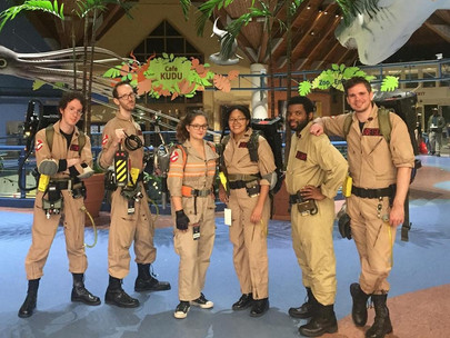 The Ghostbusters Won't Just Be On the SLSO's Big Screen, You Can Meet Them In Person