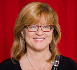 Meet the SLSO: Diana Haskell, Associate Principal Clarinet