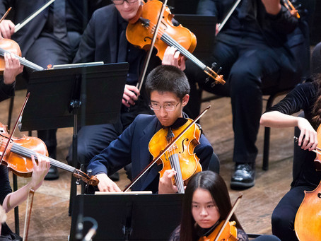Program Notes: Youth Orchestra Concert