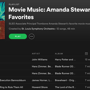 SLSO Musicians Share Their Favorite Film Music