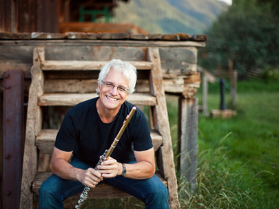 A Musical Mission: Principal Flutist Mark Sparks Retires from the SLSO