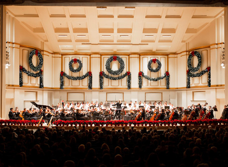 Holidays at Powell Hall