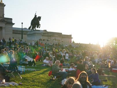 Photos: Forest Park Concert 2021